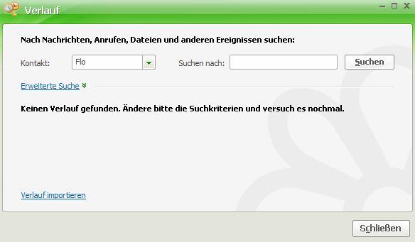 ICQ_Verlauf