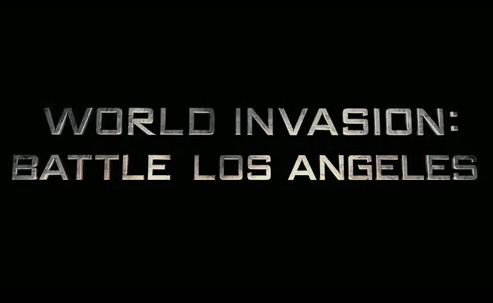 Trailer: World Invasion – Battle Los Angeles