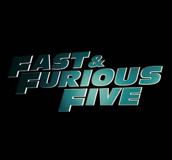 Trailer: Fast & Furious Five