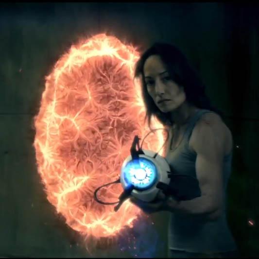 Kurzfilm: Portal – No Escape