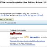 Amazon verkauft Festplatte für 4.019.976.348.203,00€