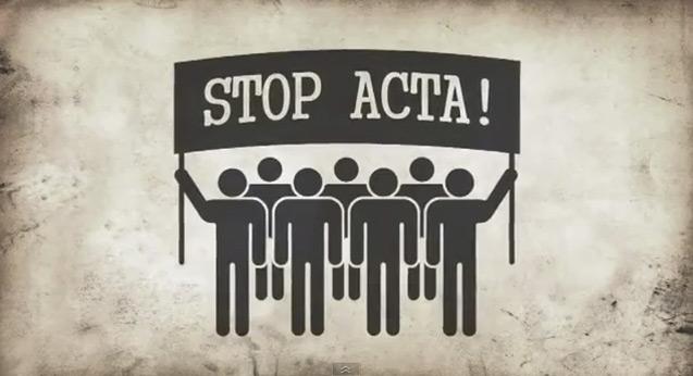 Rettet das Internet – Stoppt ACTA!