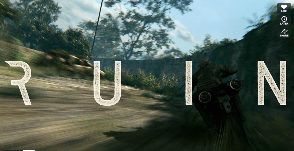 Kurzfilm: Ruin