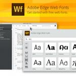 Webfonts von Adobe – Adobe startet Webfontbibliothek