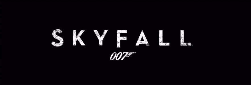 James Bond 007- Skyfall