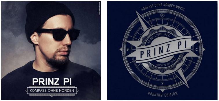 Prinz Pi – Kompass ohne Norden erscheint am 12.04.2013