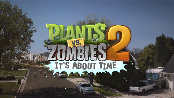 Plants vs Zombies 2 – It's about time